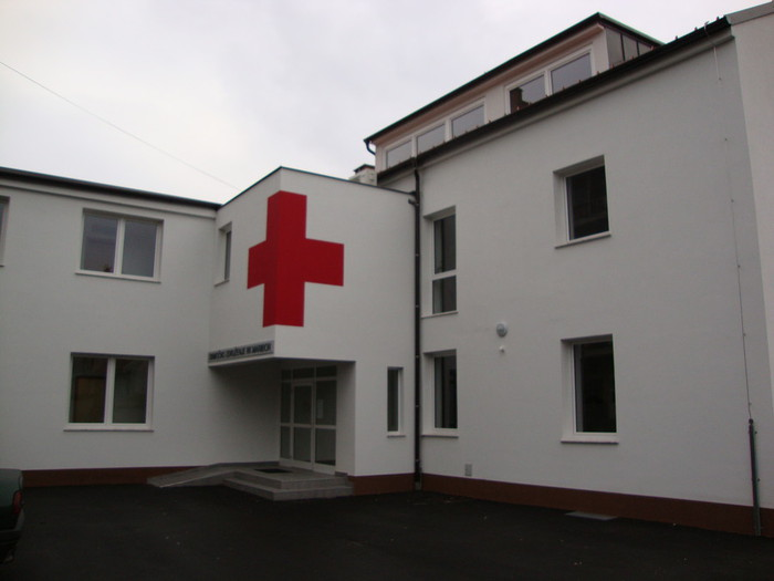 Rdeči križ bo pomagal tudi v novem letu