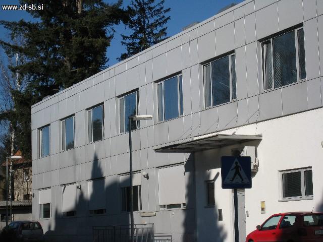 Prenovljen zdravstveni dom bodo zaključili junija