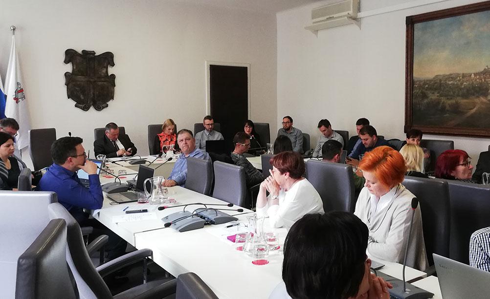 Na Ptuju še brez sklepov o rekonstrukciji Ormoške ceste