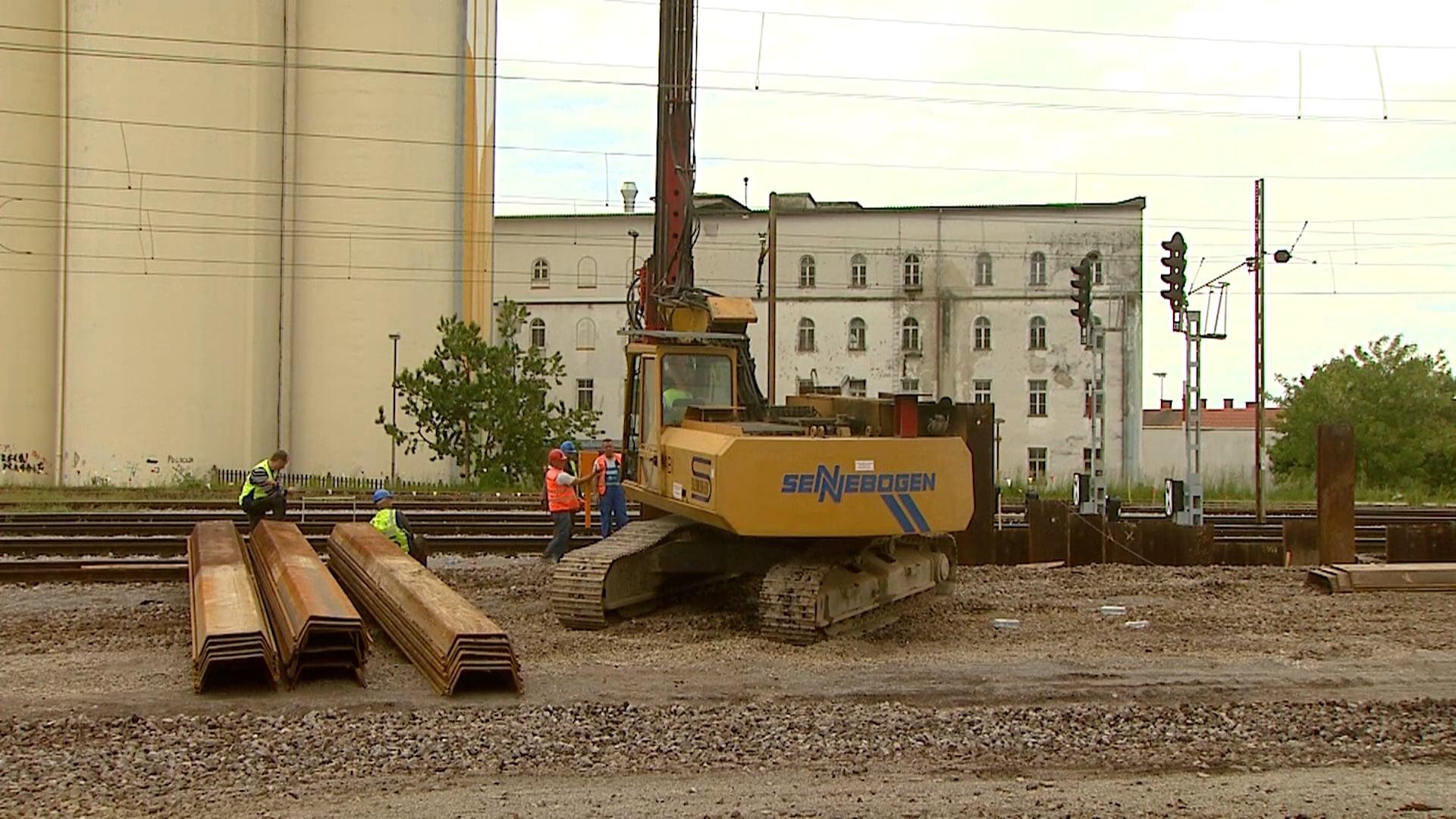 Obnova železniške postaje Maribor