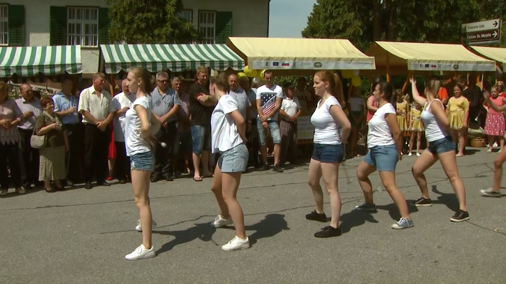 Krajevni in farni praznik v Pernici
