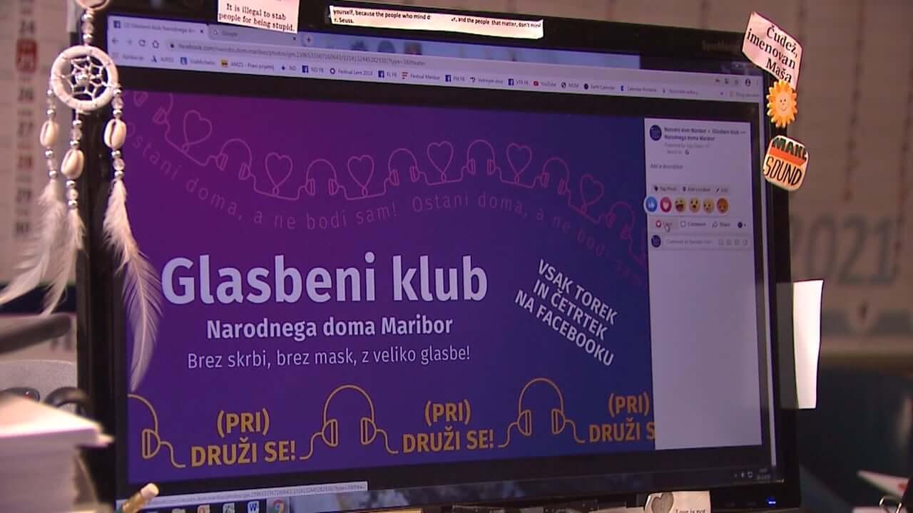 Glasbeni klub Narodnega doma Maribor