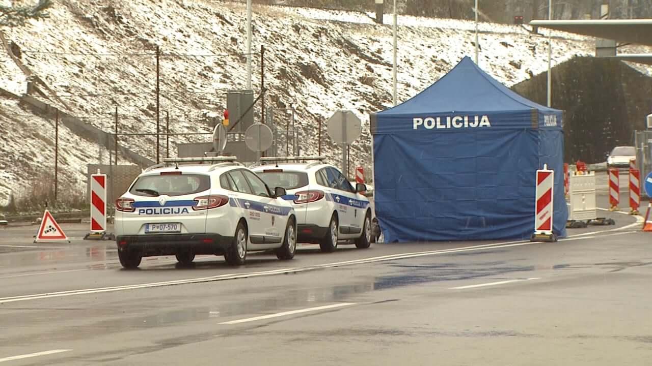 Kontrolne točke na meji z Avstrijo