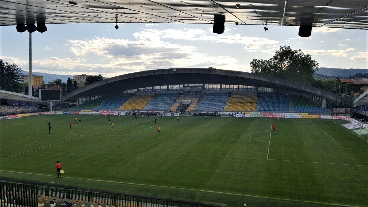 Koper je Mariboru pokazal zakaj se vrača v Prvo ligo