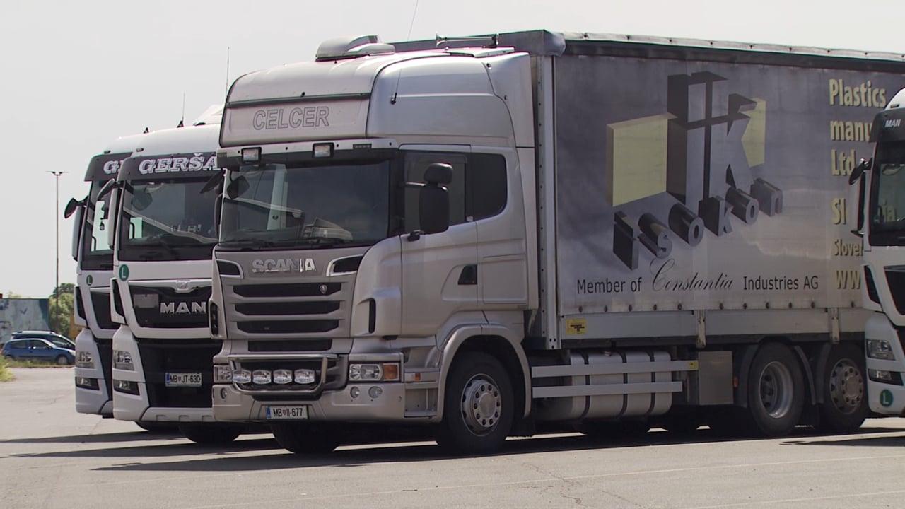 Avtoprevozniki pričakujejo pomoč