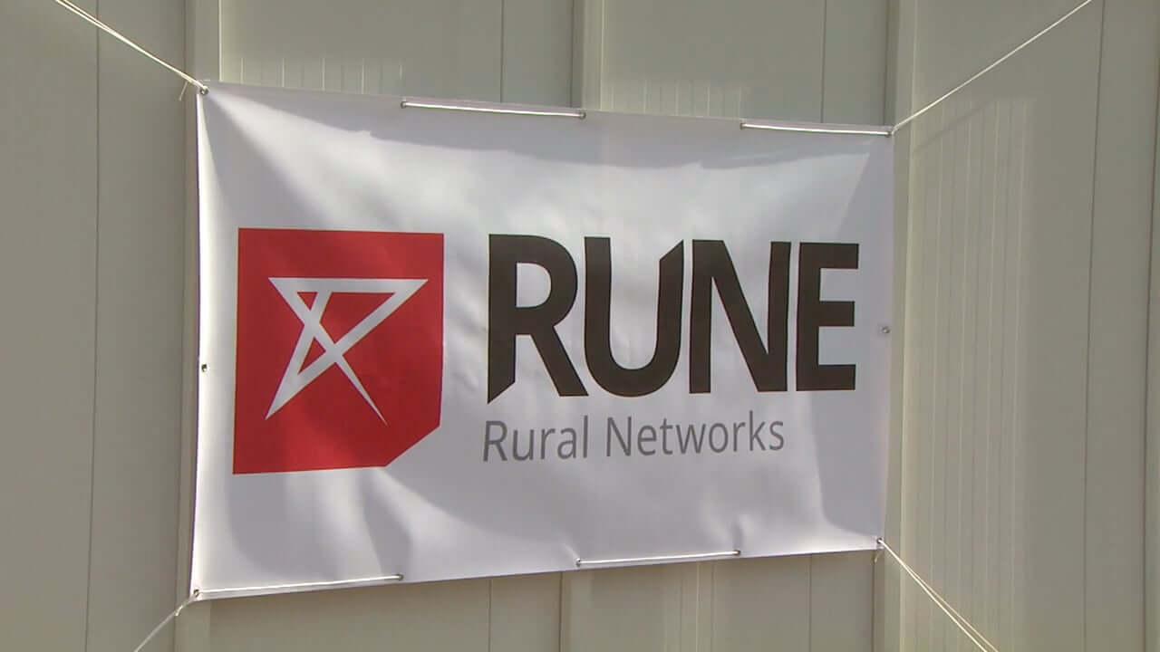 Gradnja omrežja Rune teče po načrtih