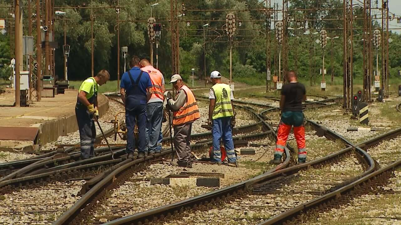 Obnova vozlišča Pragersko še čaka epilog