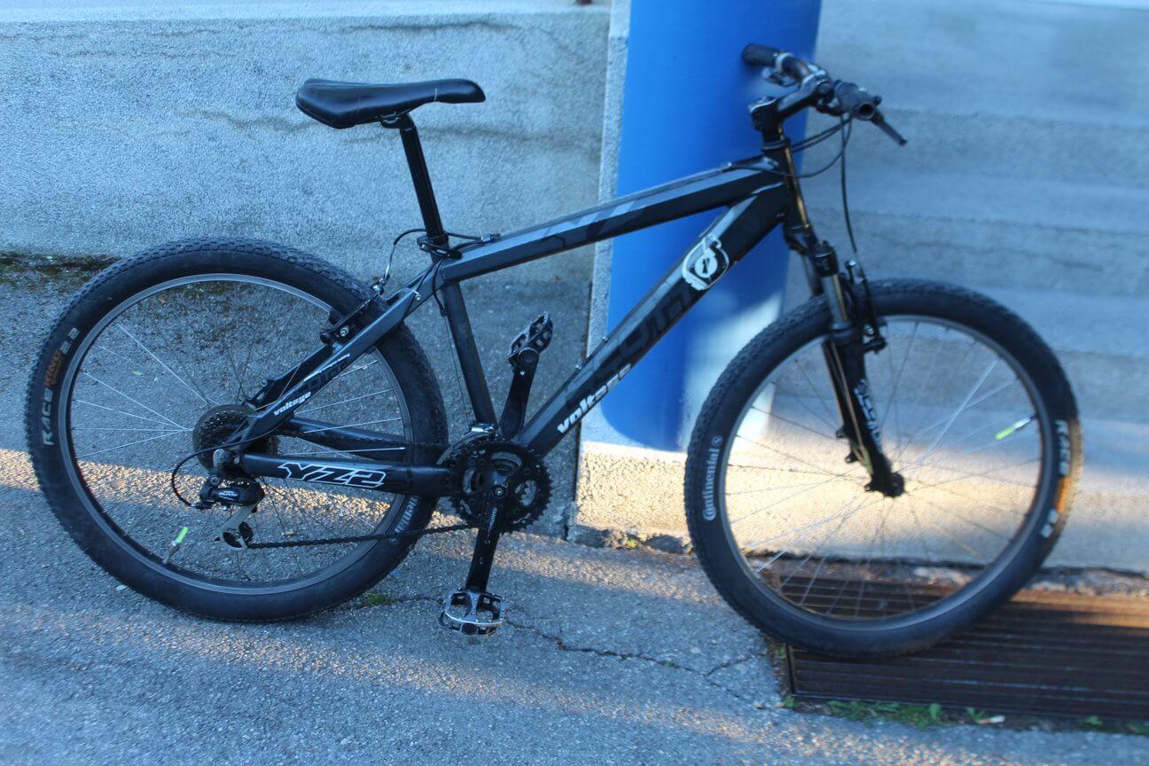Ali je kolo vaše?