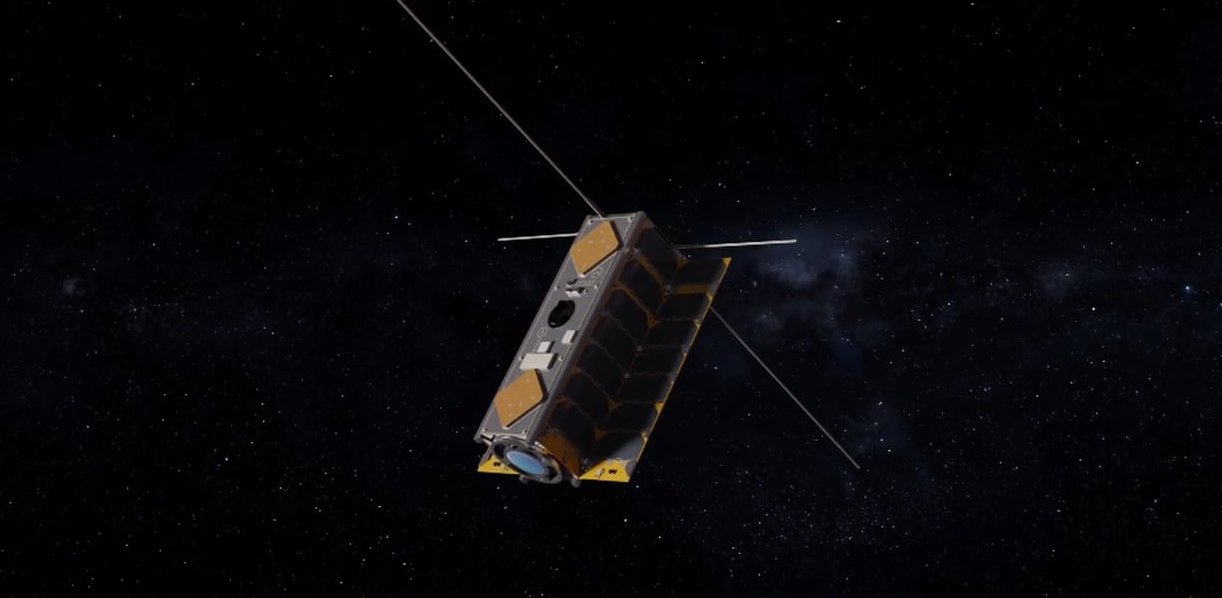 Izstrelitev satelita TRISAT prestavljena