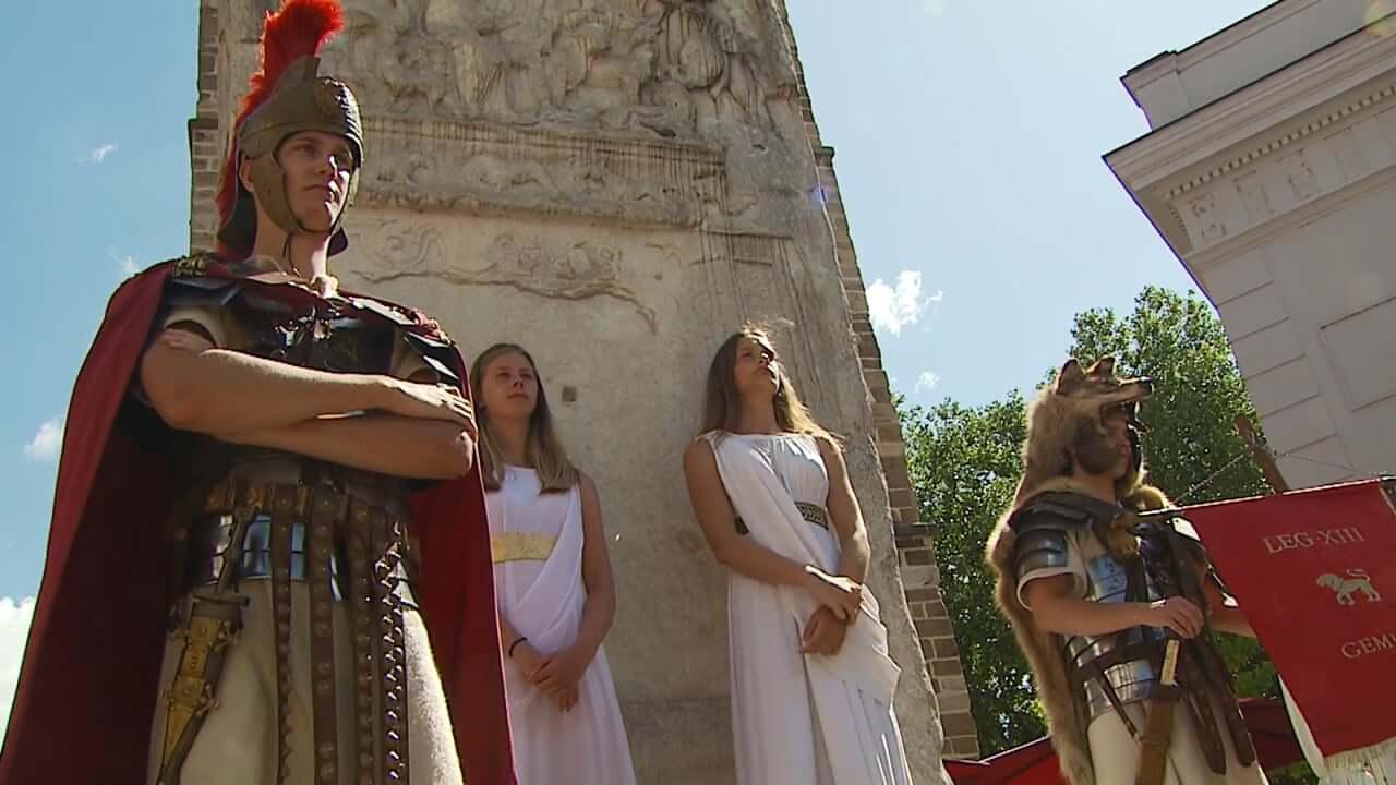 Rimska Poetovia že trinajstič