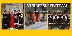 Vurberški festival vabi