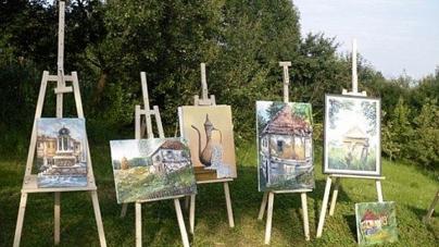 4. slikarska kolonija Vurberk 2018