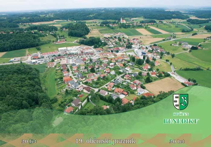 V občini Benedikt načrtujejo nove ceste in novogradnje