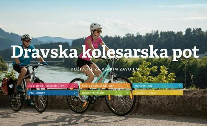 Otvoritev nove kolesarske poti med Mariborom in Ptujem