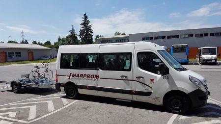 Med vikendom prevoz kolesa na Pohorje brezplačen