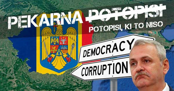 Potopisi, ki to niso: Romunija