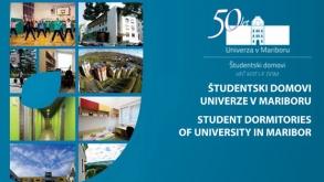 Razpis za študentske domove 2018/2019 je odprt