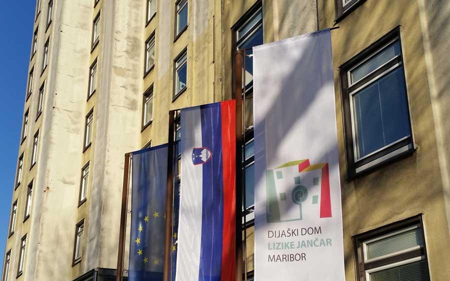 Evropska sredstva za obnovo Dijaškega doma Lizike Jančar
