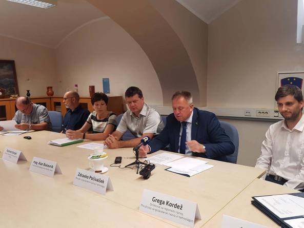 Podravje z novimi projekti za 147 milijonov evrov