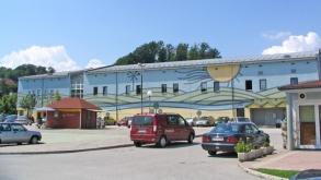 Prostorska stiska knjižnice Pesnica