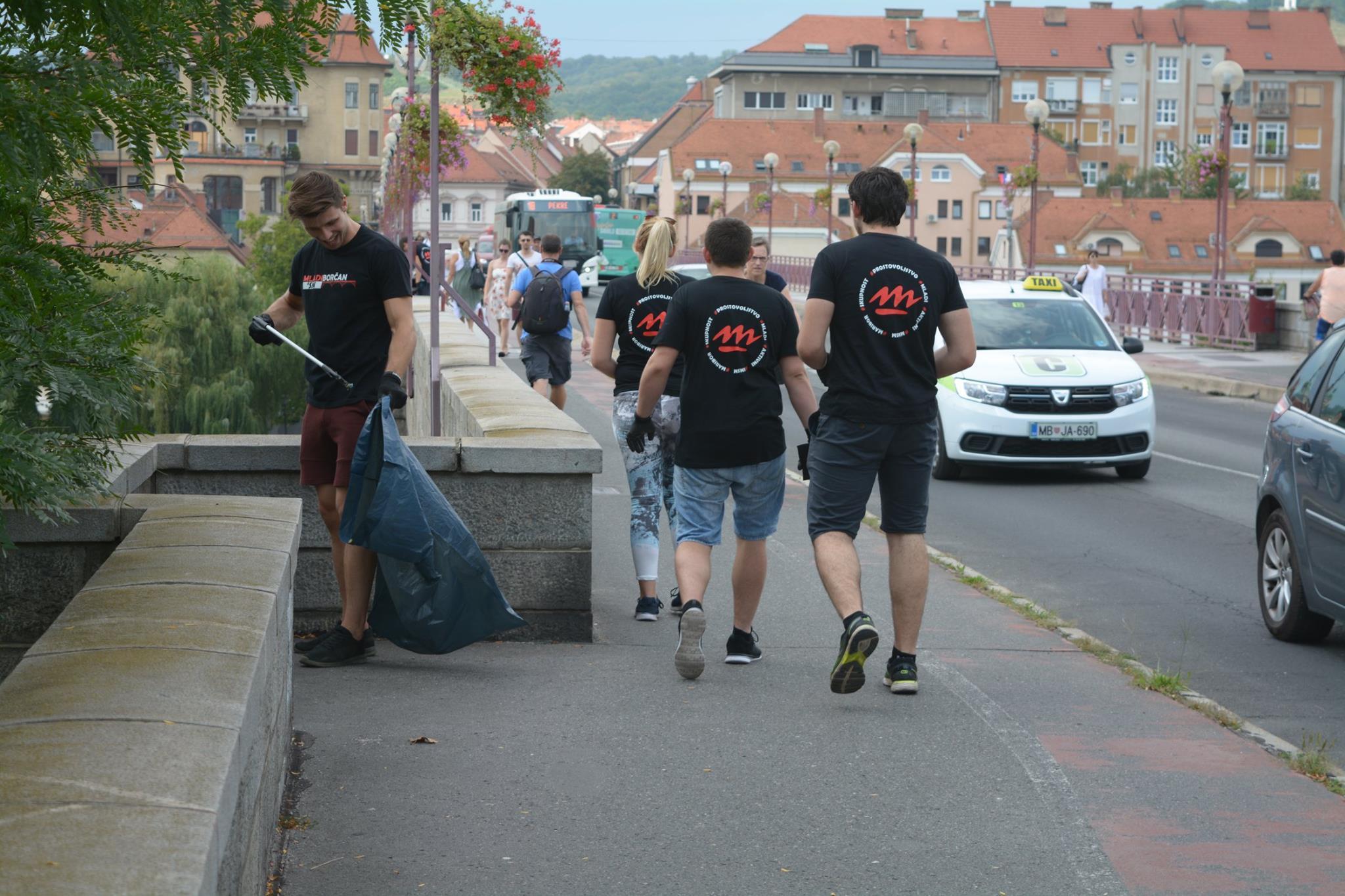 Mladiborčani letos znova s prostovoljskimi akcijami