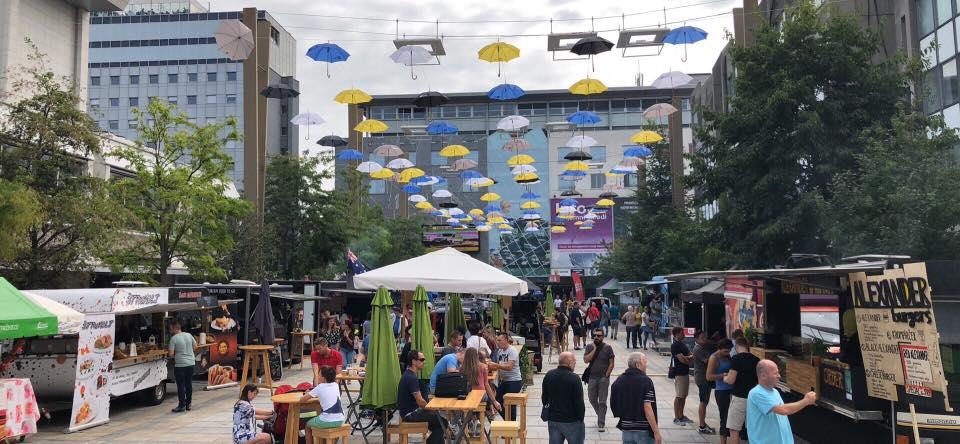 Maribor prestolnica ulične kulinarike