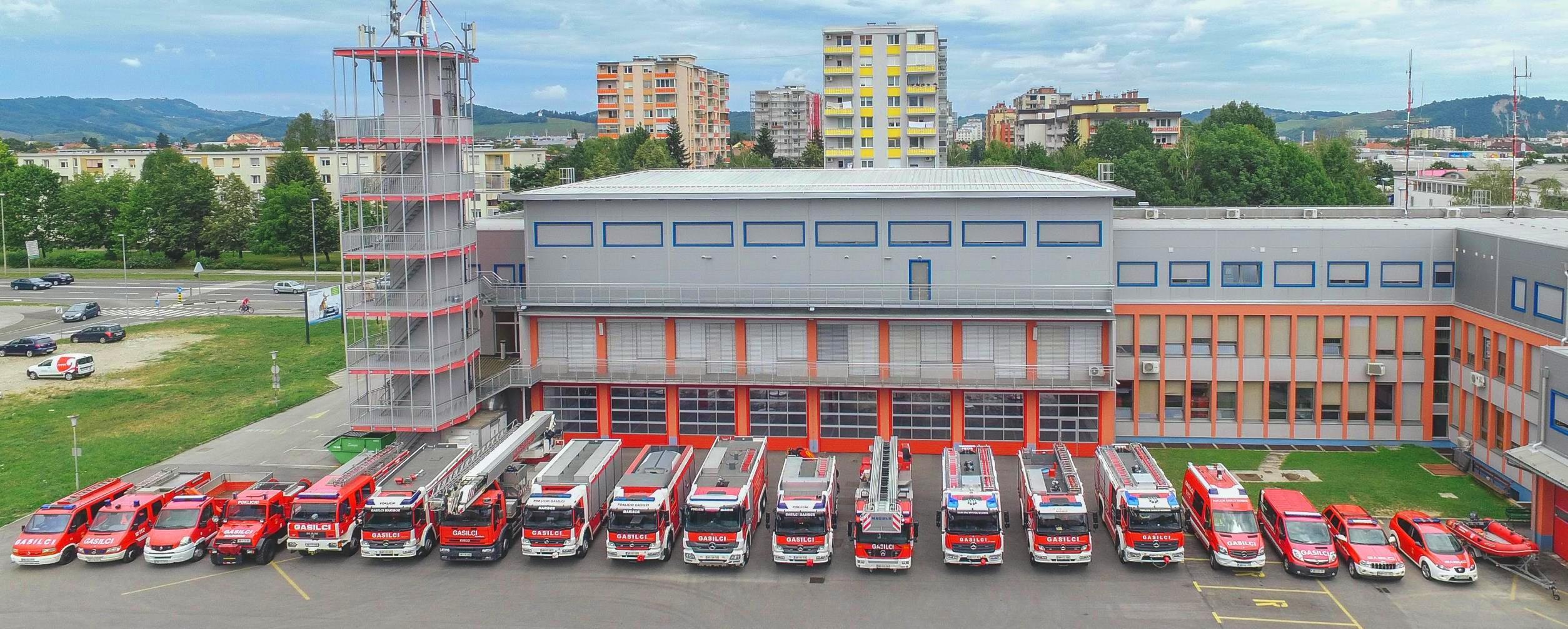 Mariborska občina gasilcem ne bo ugodila