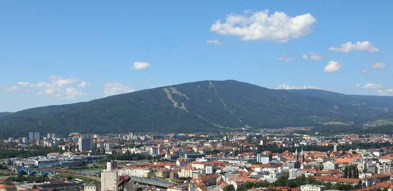 Na Pohorju načrtujejo glamping hiške