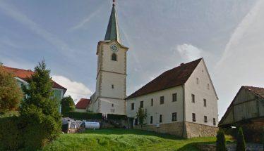 Cerkev Sv. Antona v Cerkvenjaku (foto: NET TV)