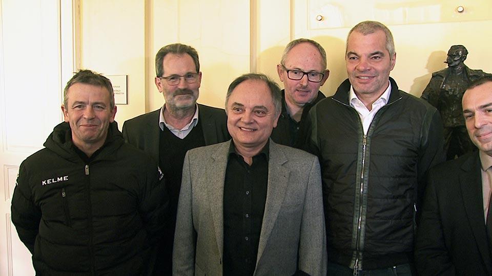 Župan Saša Arsenovič imenoval dva podžupana