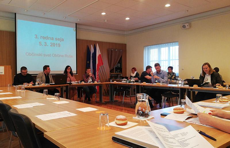 Predlog proračuna Občine Ruše gladko skozi prvo obravnavo