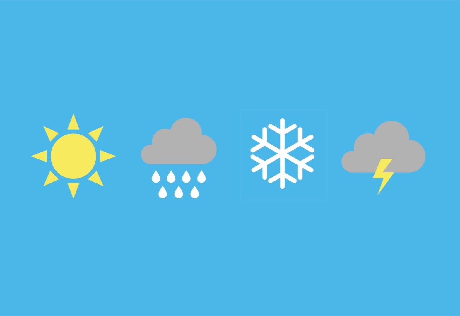 Lahko res pričakujemo sneg?