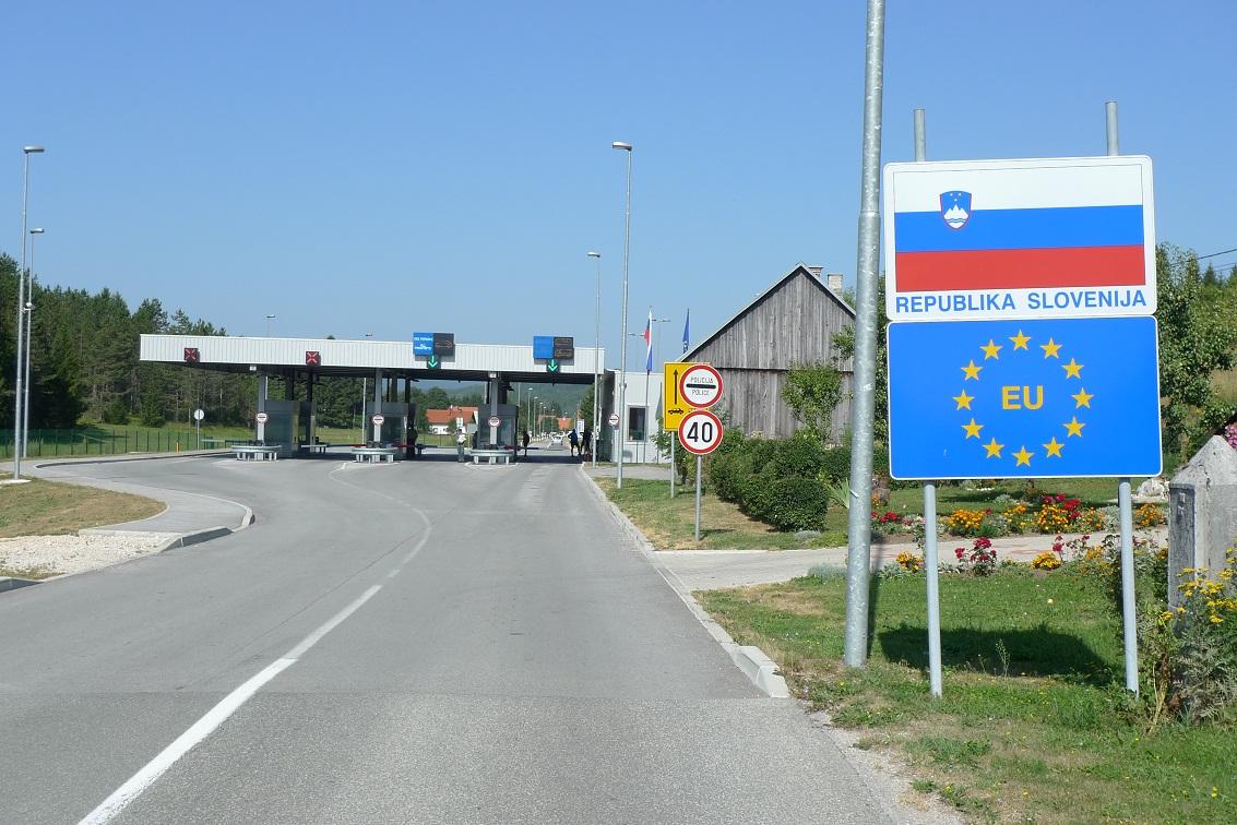 Hrvaška odprla mejo s Slovenijo
