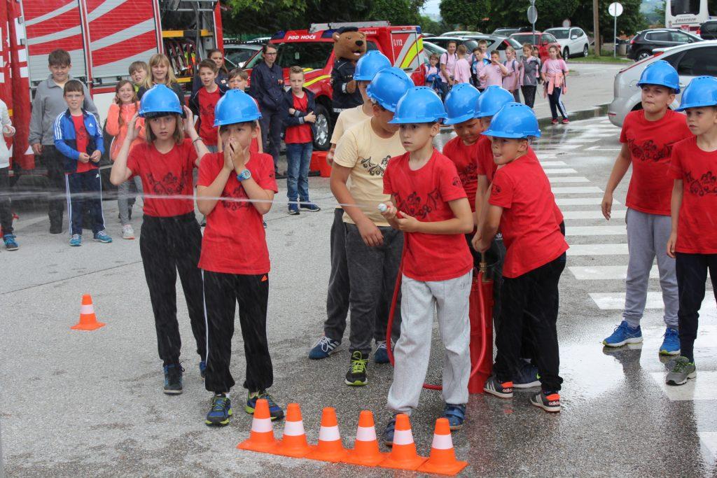 Pričela se je Otroška varnostna olimpijada