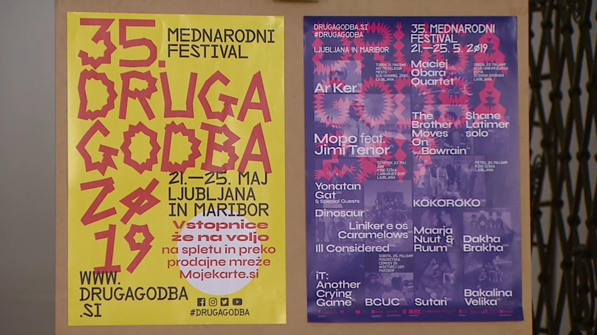 Festival Druga godba