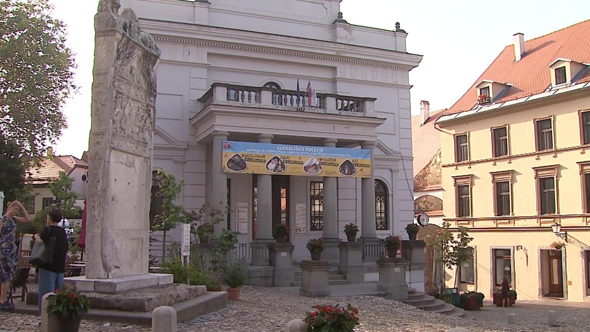 Gledališče Ptuj poleti ponuja