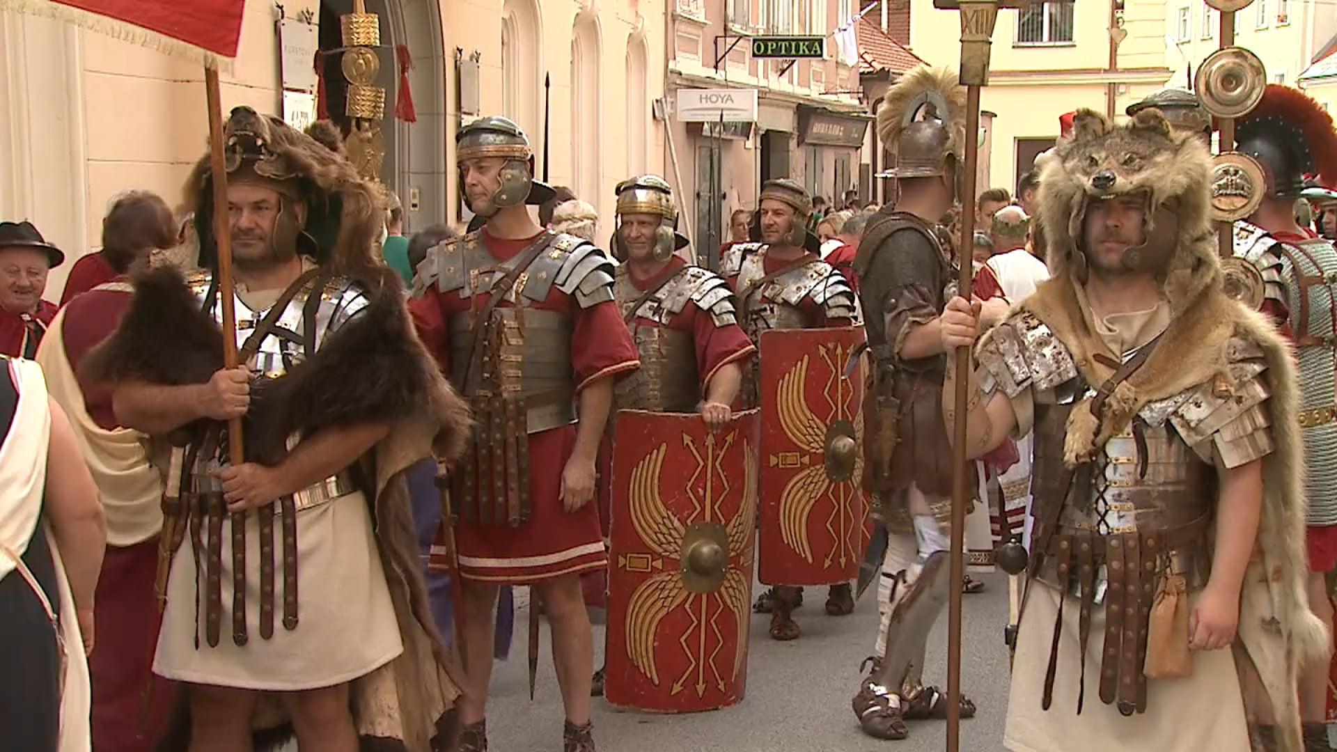 XII. rimske igre na Ptuju