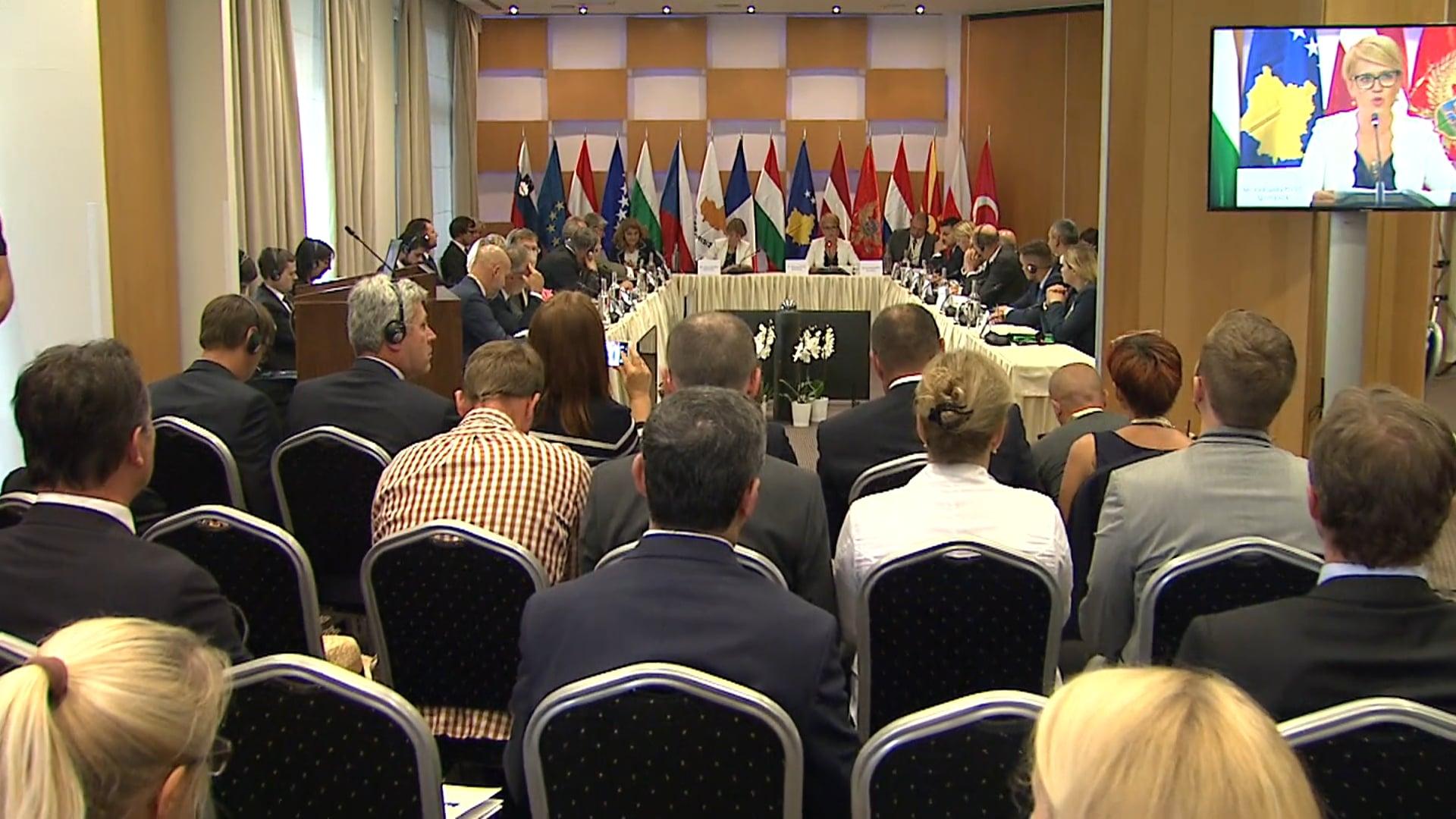 Slovenija in Turčija za sodelovanje