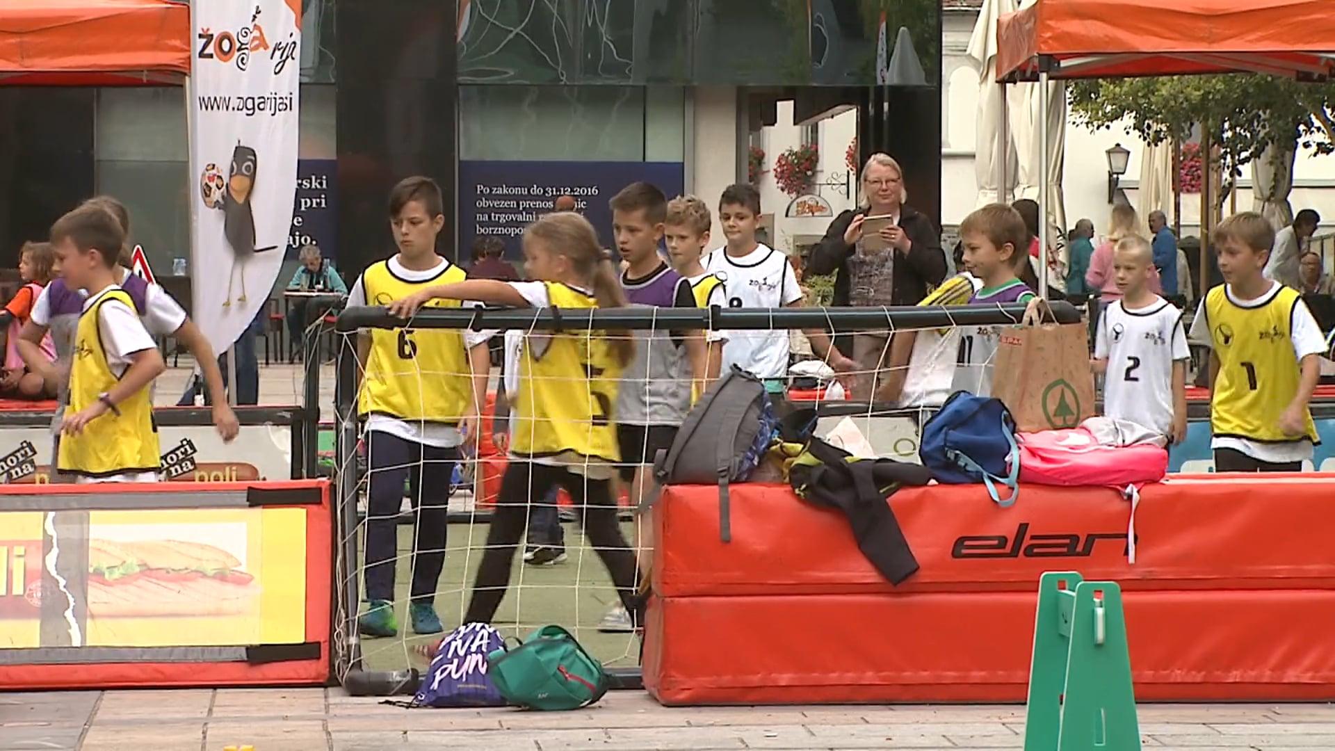 Olimpijski festival evropske mladine leta 2023 v Mariboru?