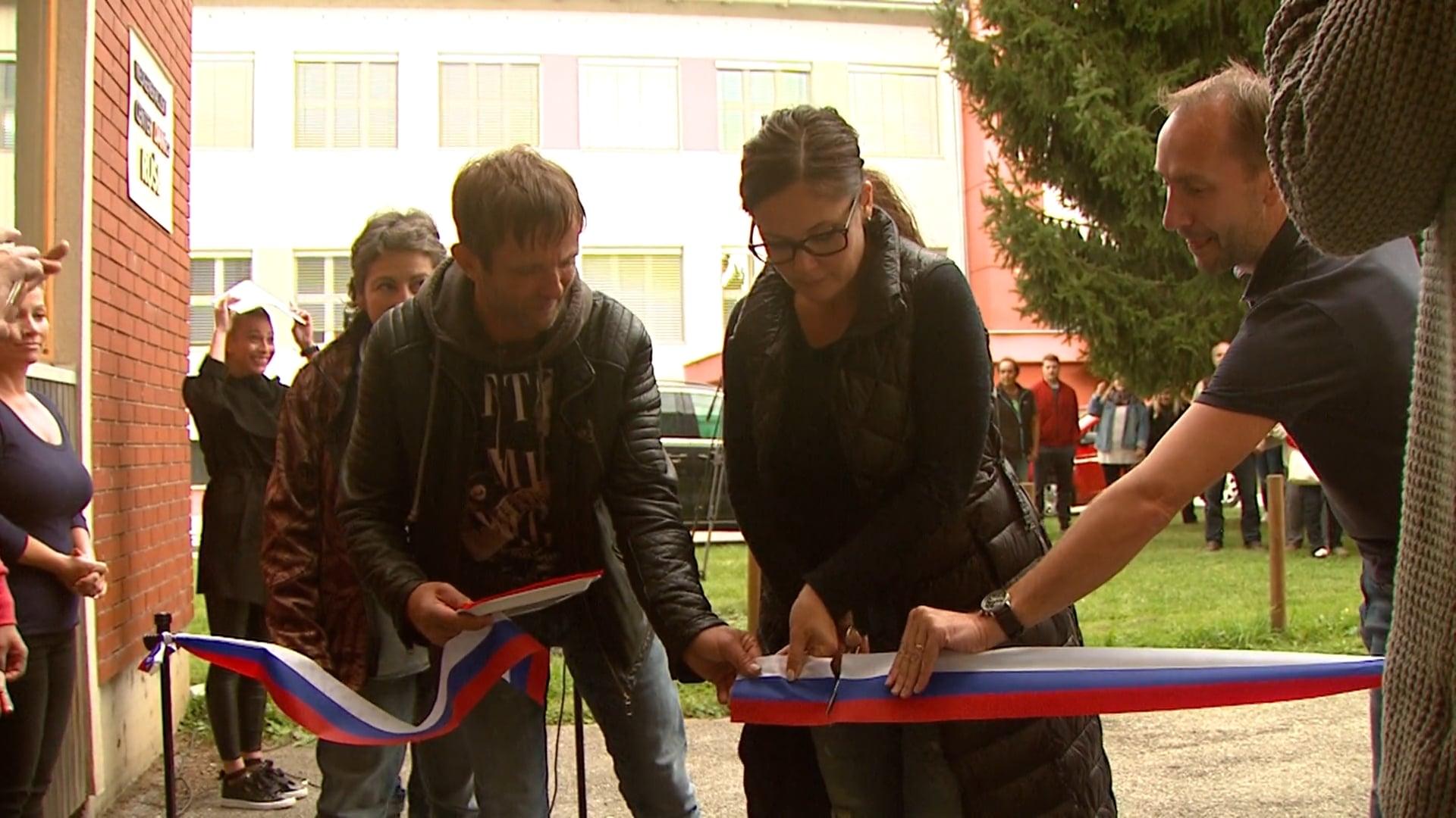 V Rušah odprli Medgeneracijski center DANica Ruše