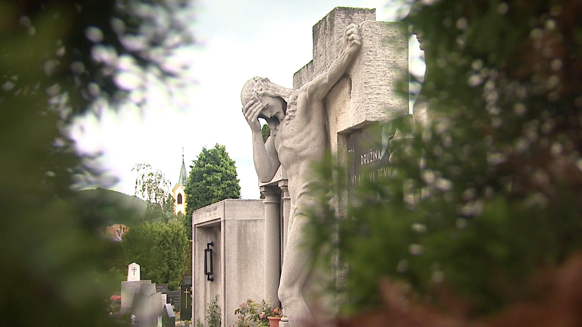 Pogrebno podjetje v odzem opuščenih grobnih mest