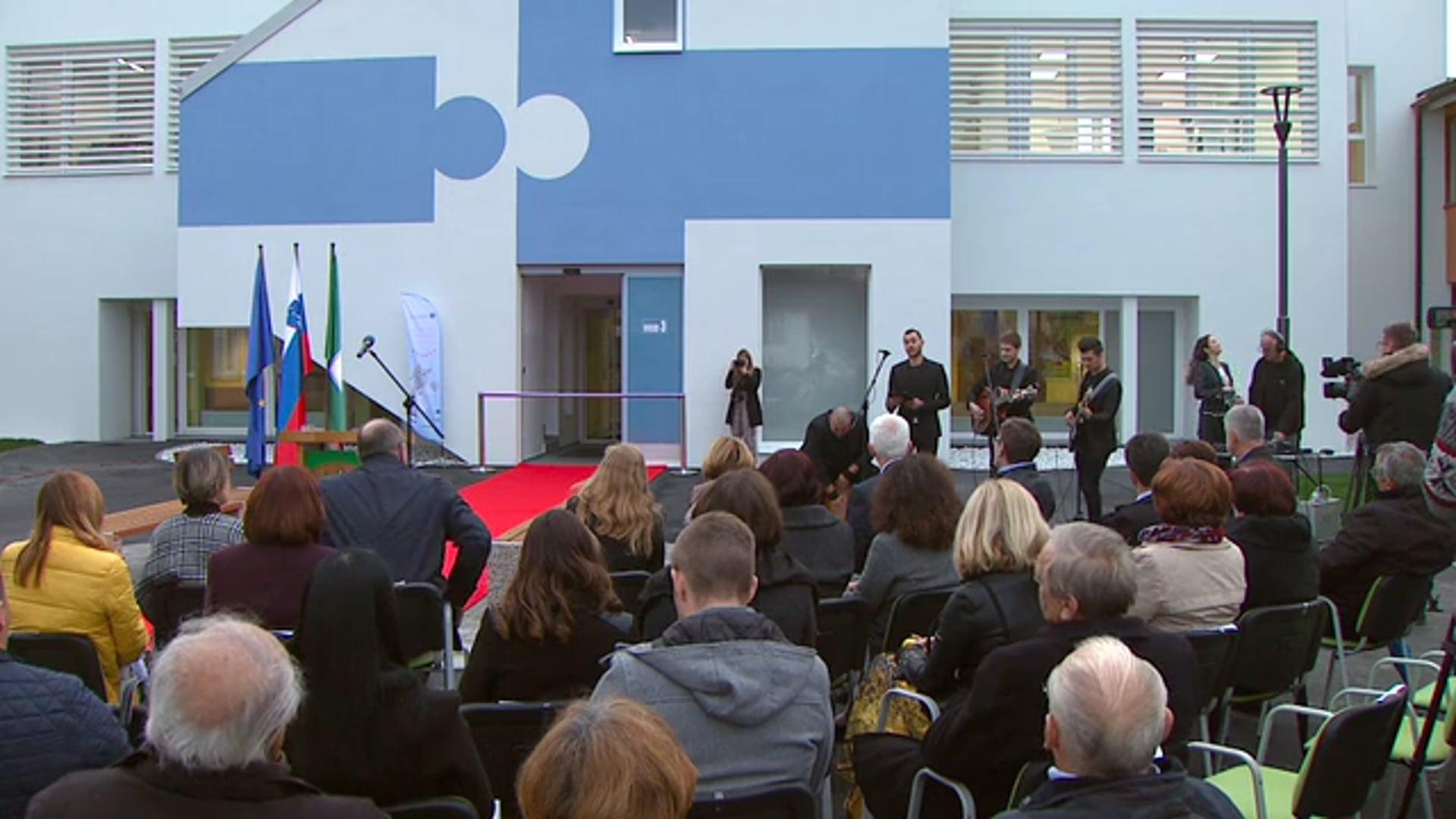 V Lenartu odprli Center za krepitev zdravja