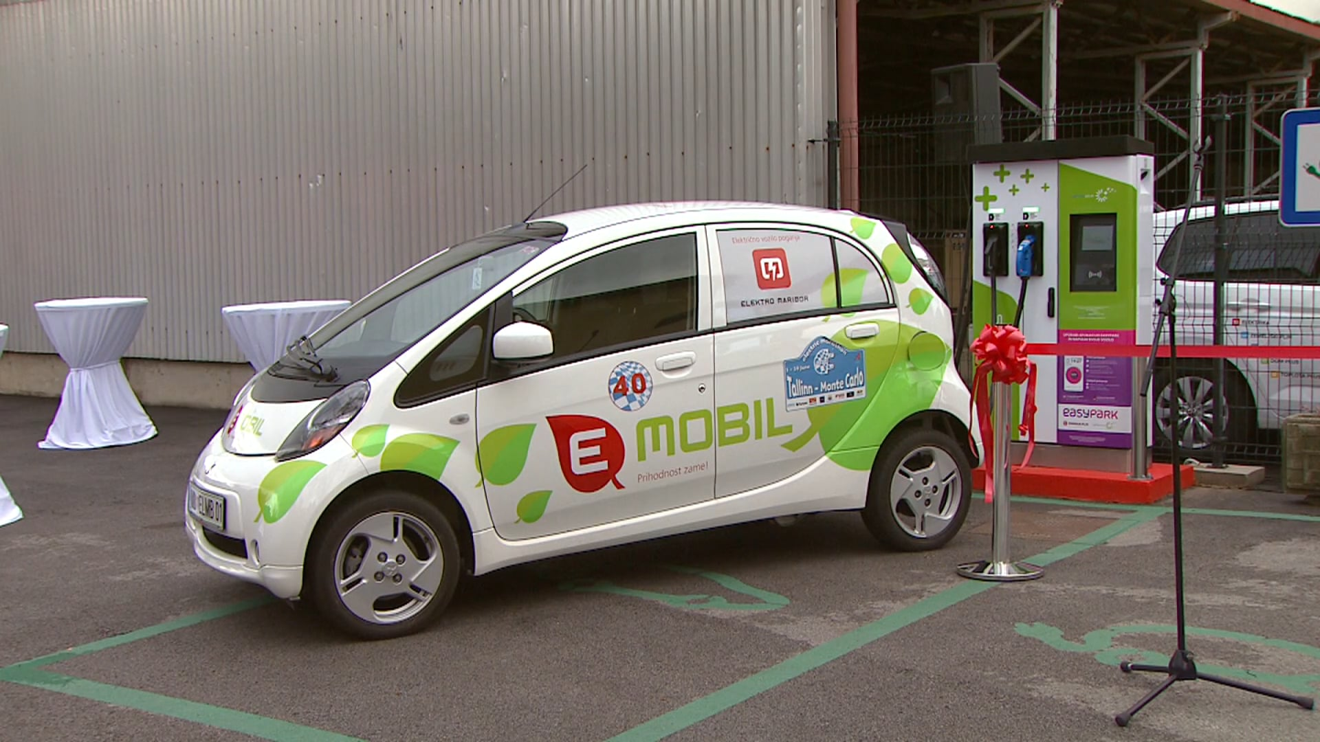 Nove polnilnice za električna vozila