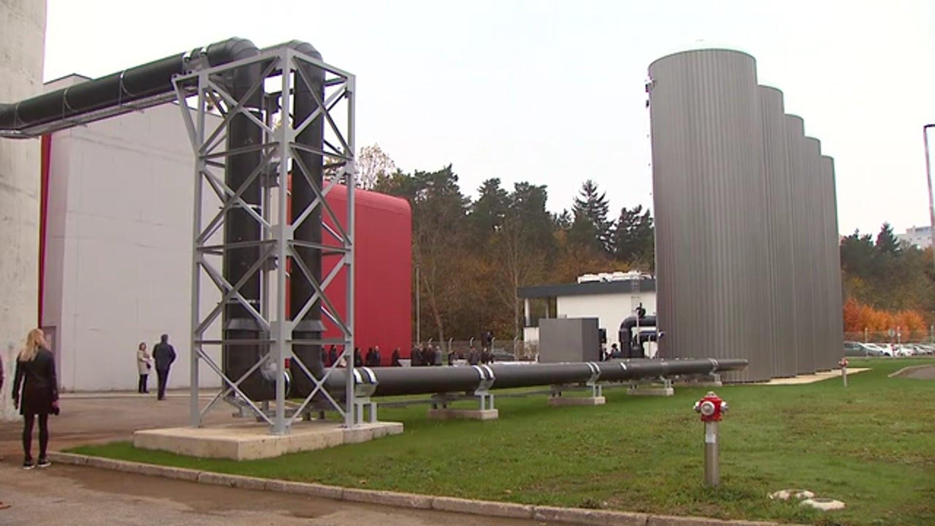 Zaključek investicij Energetike Maribor