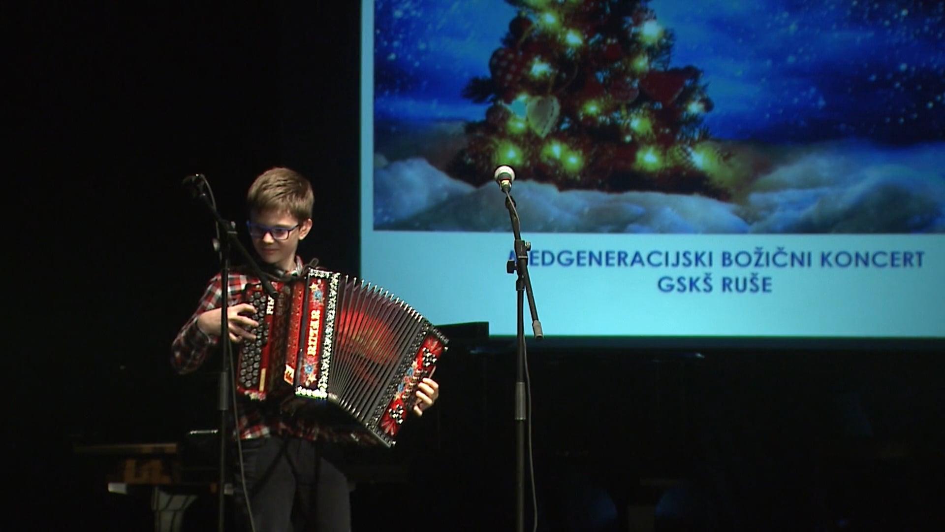 Medgeneracijski koncert v Rušah