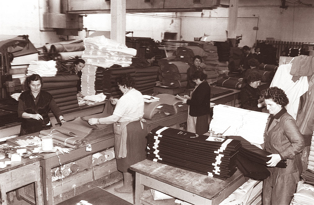 Umetnost v nekdanji tekstilni tovarni MTT