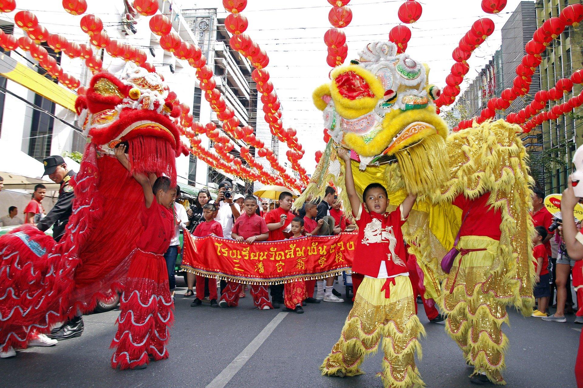 V novo leto vstopajo še Kitajci