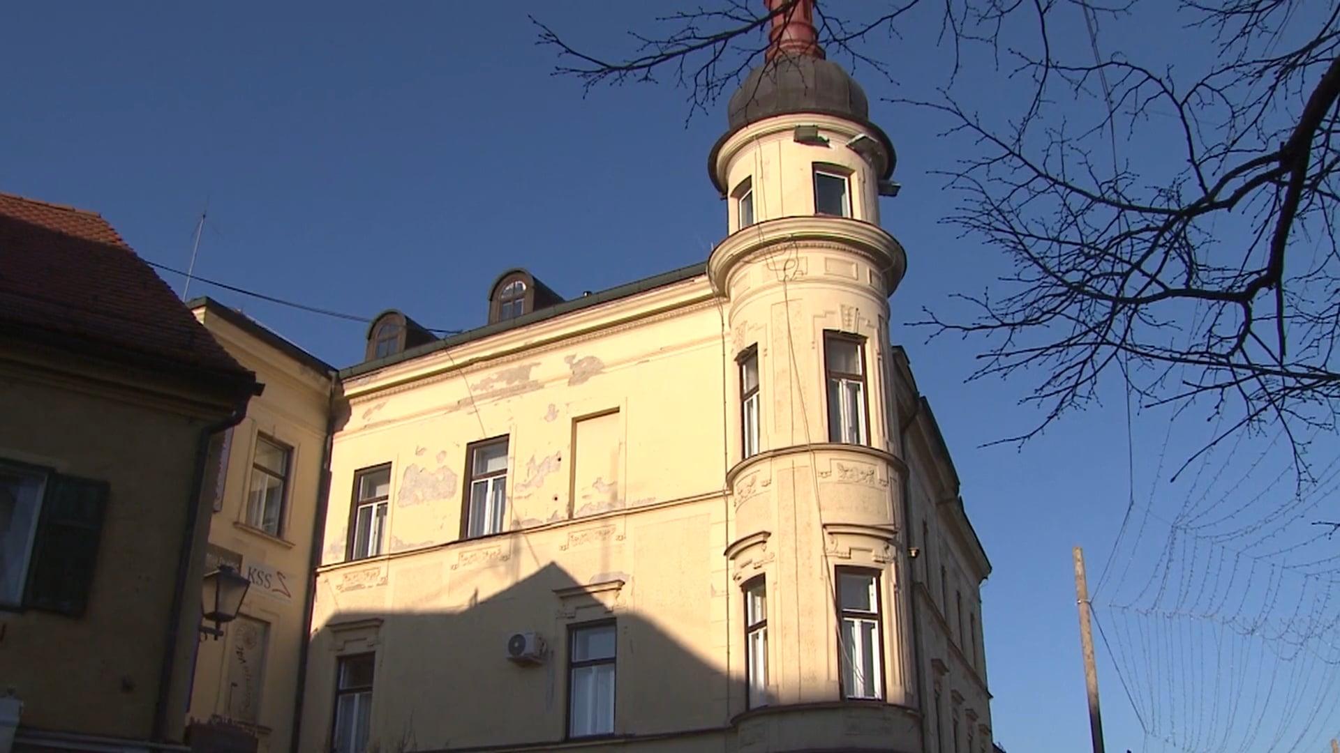 Občinske subvencije za obnovo fasad