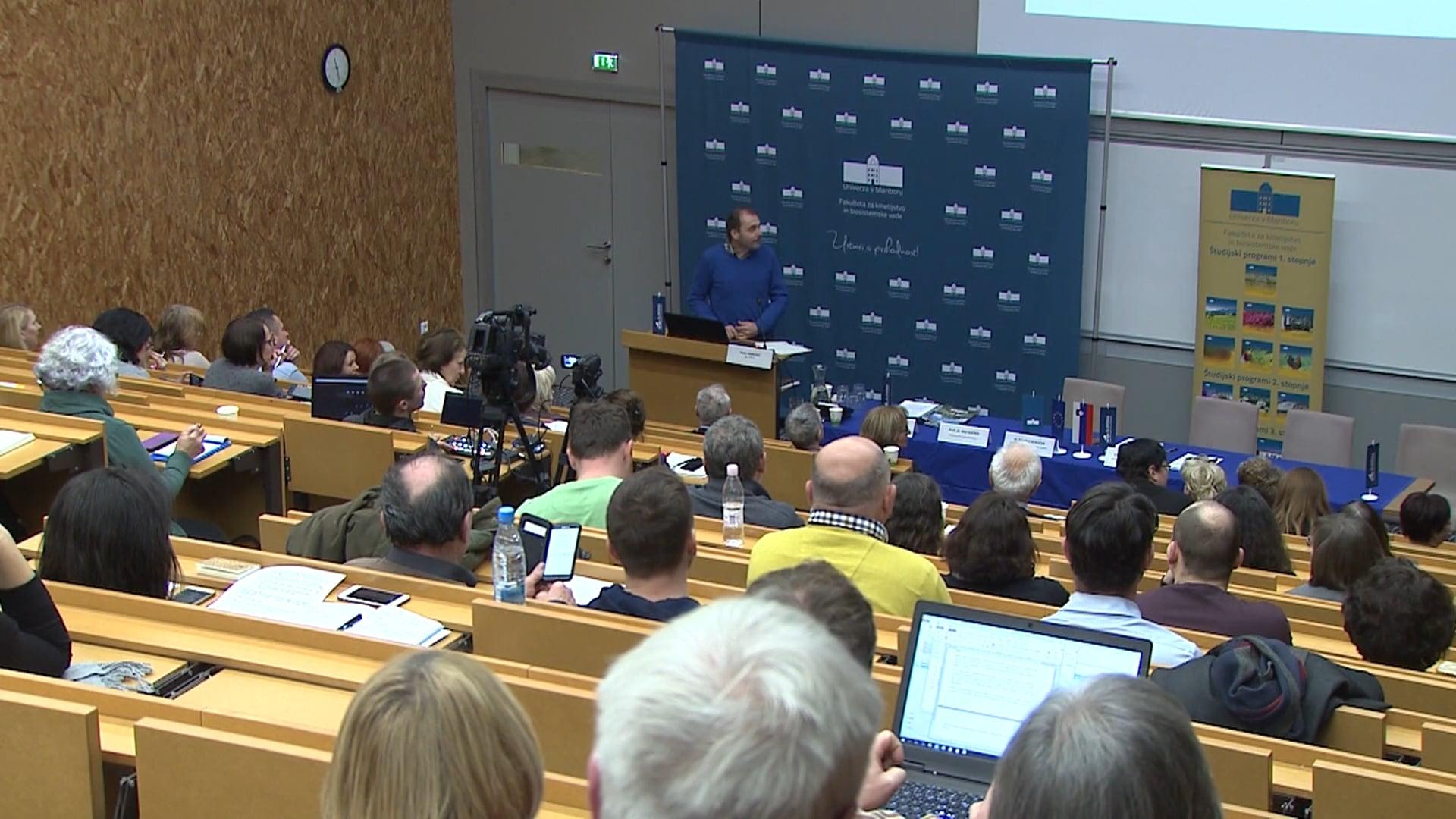 """Regijska konferenca """"Slovensko kmetijstvo in gastronomija"""""""