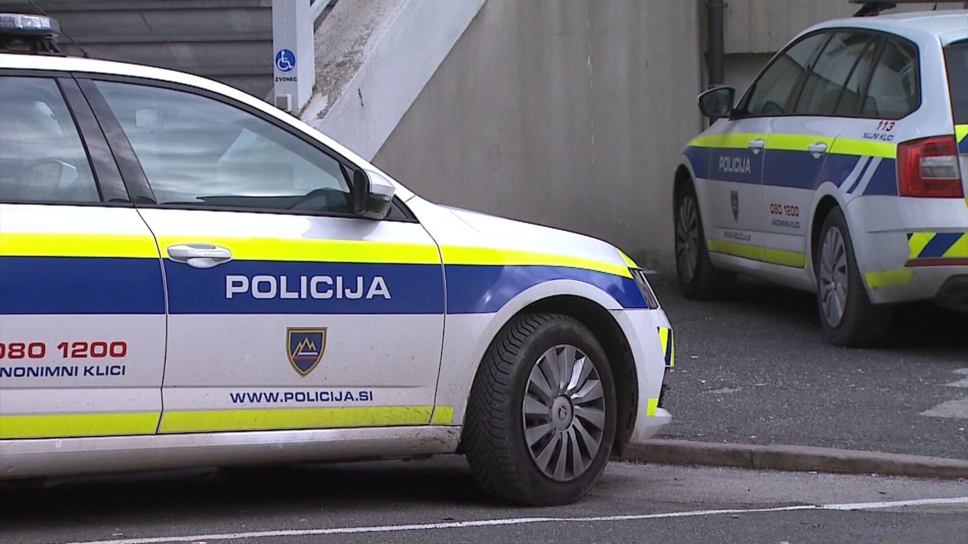 Policisti napovedujejo opozorilno stavko